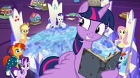 """Rarity """"that's all we understand"""" S7E25"""
