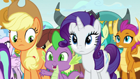 "Spike ""without doing the eye thing"" S8E2"