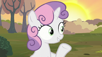 "Sweetie Belle ""not having a special pony"" S8E10"