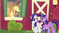 "Twilight ""I hate seeing you two not"" S6E10"