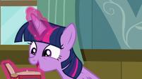 "Twilight Sparkle ""it was the treacherous Grogar!"" S7E3"
