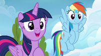 """Twilight Sparkle """"once they get to know us"""" S6E24"""