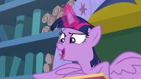 Twilight Sparkle -a Spell-venger Hunt!- S8E15