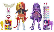 Twilight Sparkle and Sunset Shimmer Equestria Girls dolls.jpg