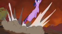 Twilight takes off S4E26