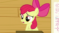 "Apple Bloom ""we can do things just for fun?"" S6E4"