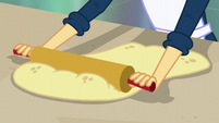 Flash Sentry rolling dough EG3