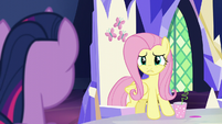 """Fluttershy """"accusing him of being downright evil!"""" S5E22"""