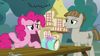 """Pinkie Pie """"do you have any ideas"""" S8E3"""