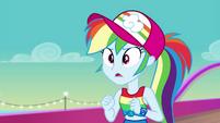 """Rainbow Dash """"I can take it!"""" EGSB"""