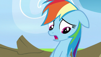 "Rainbow Dash ""I was always so embarrassed"" S7E7"