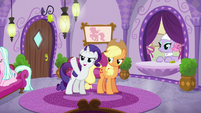 Rarity --I could plan a week's worth-- S6E10