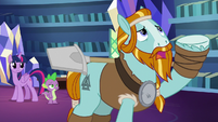 """Rockhoof """"remembered as the hero I was"""" S8E21"""