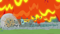 Rockhoof starts digging at high speed S7E16