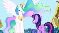 S01E02 Celestia pozwala Twilight zostać w Ponyville