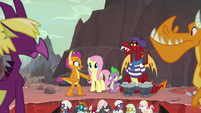 """Smolder """"my friends have taught me"""" S9E9"""
