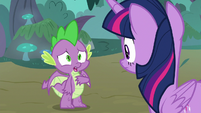 """Spike """"I wish I could stop it"""" S8E11"""