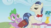 Spike -do you have any rubies-- S1E03