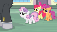 Sweetie Belle -you have to believe us!- S4E19