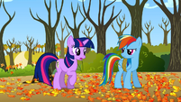 "Twilight ""Applejack would never cheat"" S01E13"