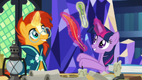 Twilight presents ancient phoenix feather quill S7E24