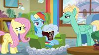"""Zephyr Breeze """"good talk, Rainbows"""" S6E11"""