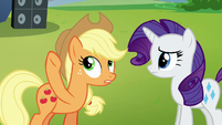 """AJ """"He's complimentin' all the bells and whistles"""" S5E24"""