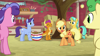 "Applejack ""that's friendship in action"" S8E12"