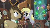 Derpy -How did you learn to make all this stuff anyway-- S5E9