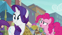 """Pinkie Pie """"how'd you know?"""" S6E3"""