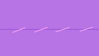 Purple stitching S1E14