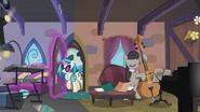 S05E09 Wnętrze domu DJ Pon-3 i Octavii