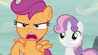 """Scootaloo frustrated """"this ends now!"""" S7E8"""