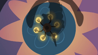 Shadow at the ceiling S2E26