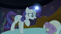 """Spike """"I didn't mean to frighten you"""" S9E19"""