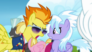 Spitfire looks at Cloudchaser
