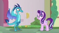 """Starlight Glimmer """"you guys are in town, too?"""" S7E15"""