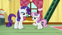 """Sweetie Belle """"in the middle of something important"""" S7E6"""