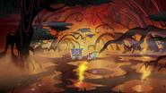 The Flame Geyser Swamp S8E19