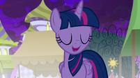"""Twilight """"panicking won't solve anything"""" S9E17"""