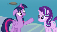 "Twilight Sparkle ""all the schools in Equestria"" S8E2"