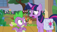 "Twilight Sparkle ""we can find her"" S9E5"