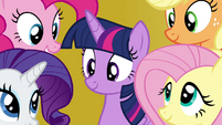 Twilight sympathetic of Discord S4E26