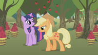 """Applejack """"don't any of you three worry none"""" S1E04"""