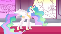 Celestia 'I need your help finding a way to protect it' S3E01