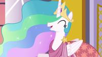 Princess Celestia -can you imagine- S5E7