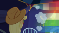Rainbow Dash zooming off-screen CYOE15a