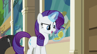 """Rarity """"still time to catch the train"""" S8E4"""