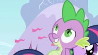 Spike -wasn't she wonderful-- S1E01