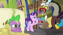 Starlight Glimmer -we'll take it from here- S8E15